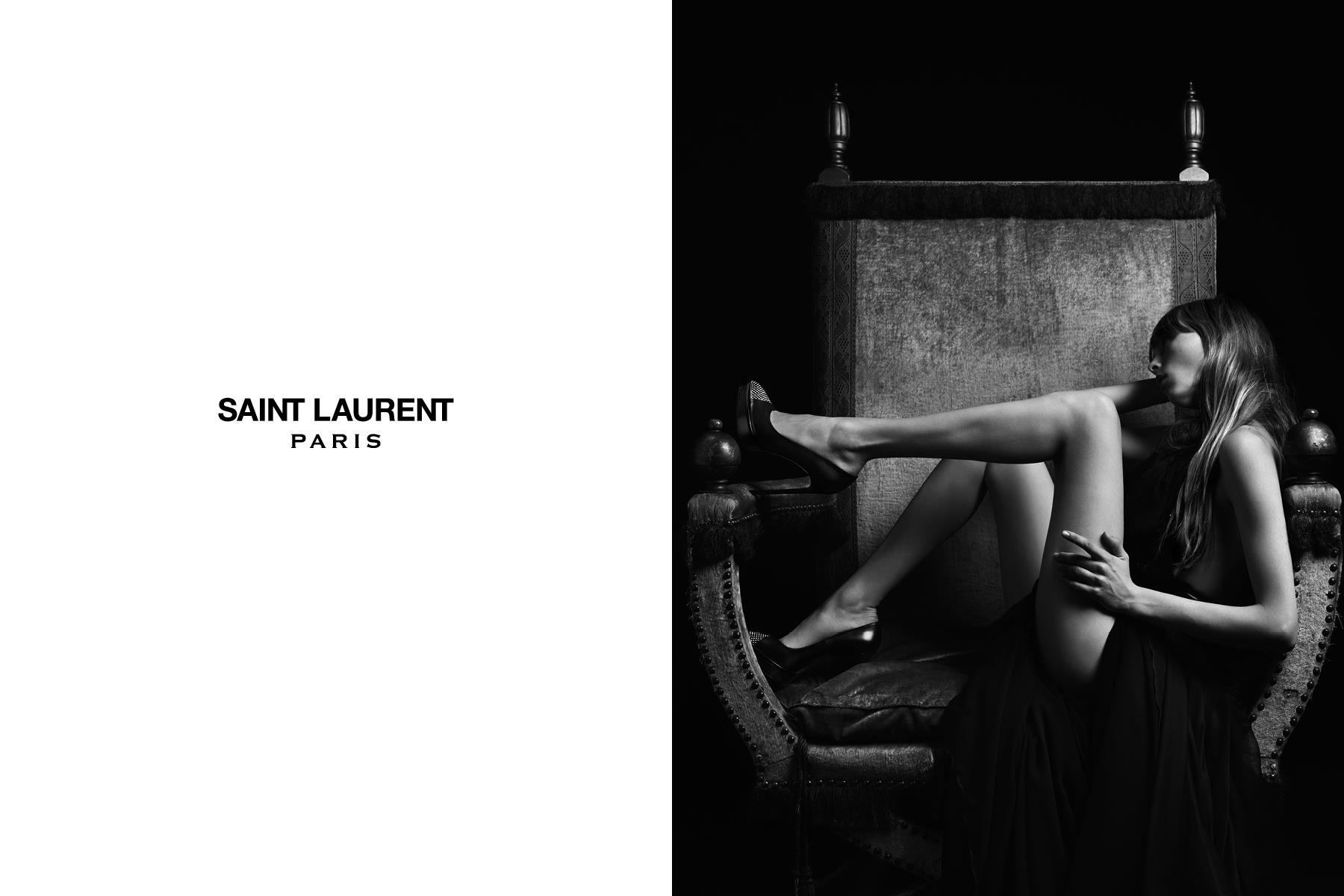 From ysl to saint laurent paris
