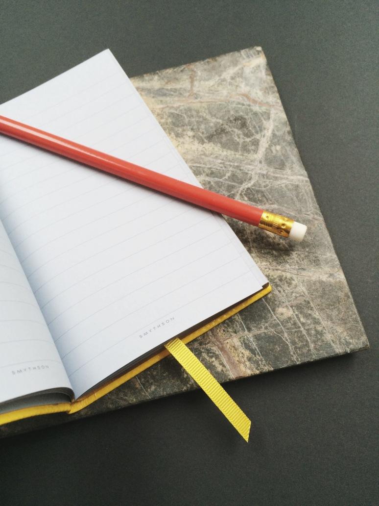 Smythson Panama Notepad