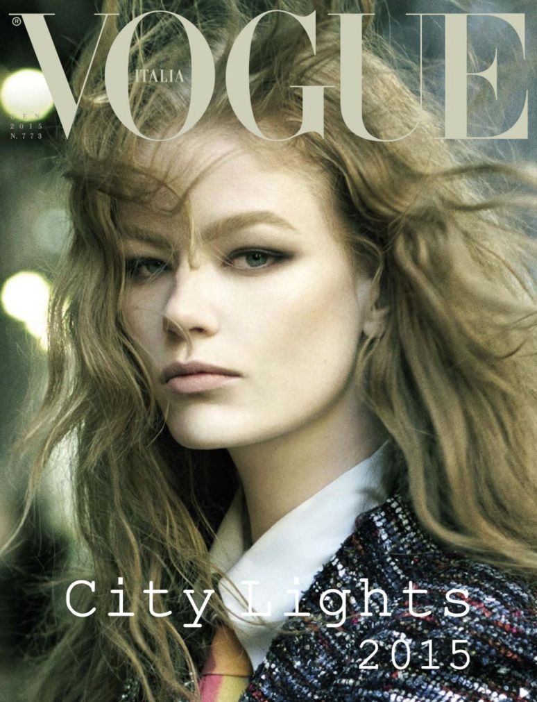 Vogue-Italia-January-2015-Hollie-May-Saker-por-Steven-Meisel-11